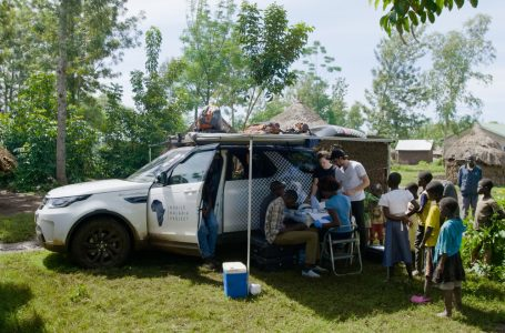 Solidarity:Land Rover particulary celebrated it's 30 th anniversary