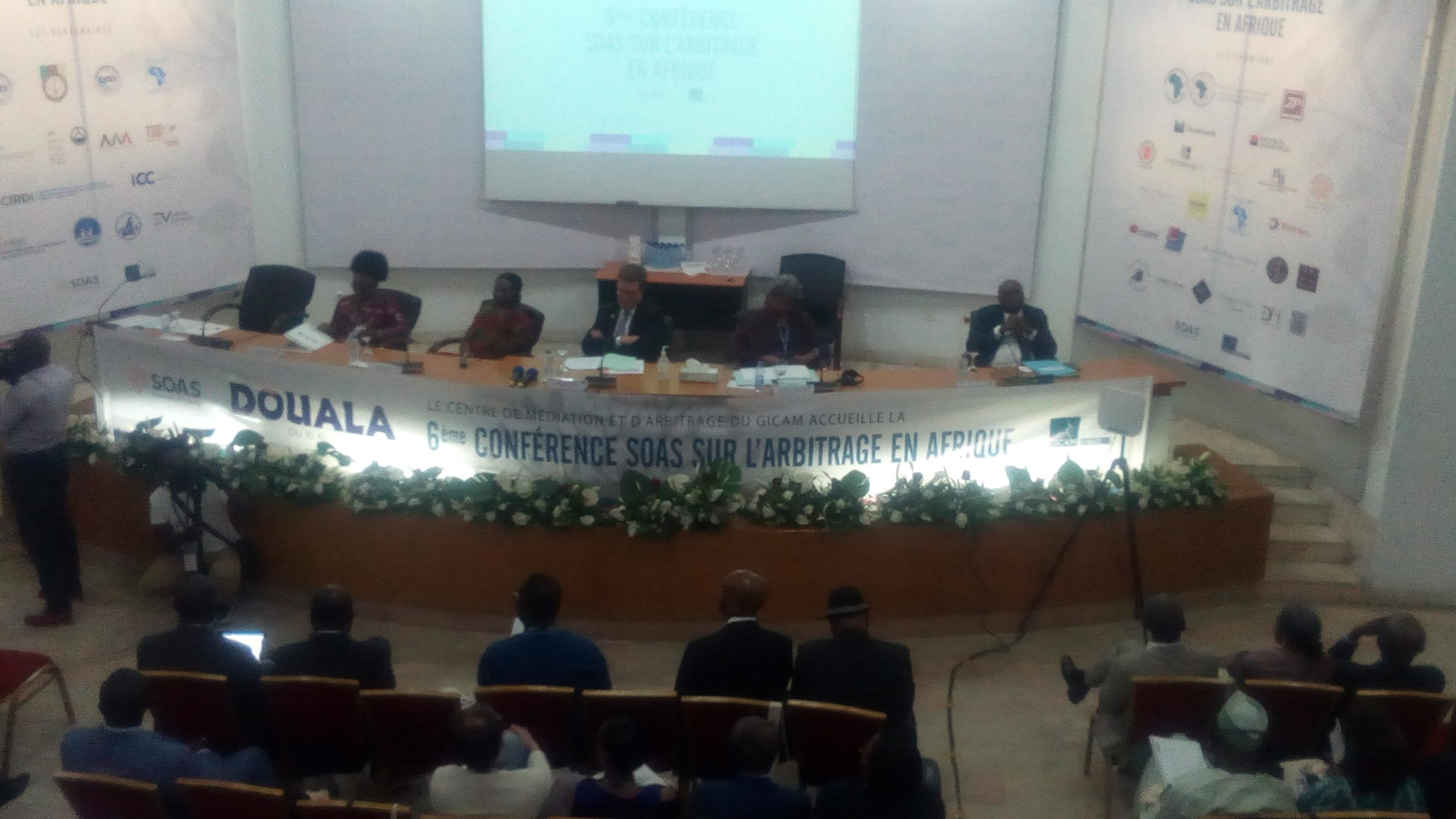 Doing business : 150 arbitres d'entreprises en conclave à Douala