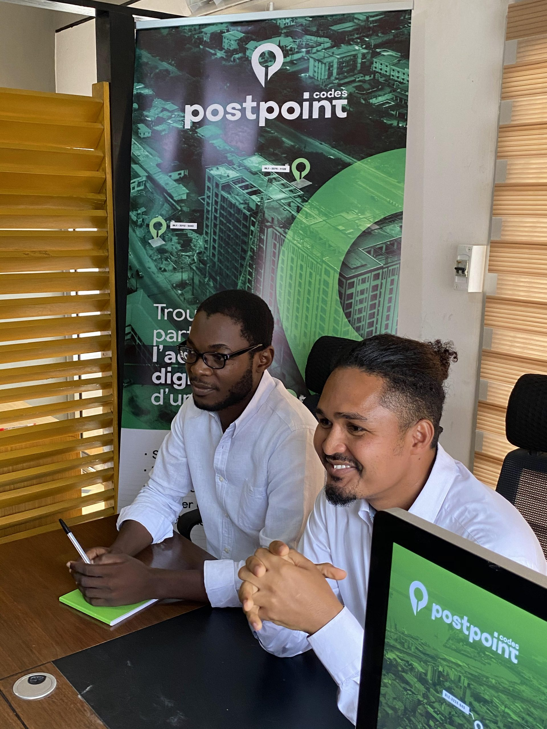 Innovation : Postpoint, l'application camerounaise qui géo localise avec plus d'intelligence